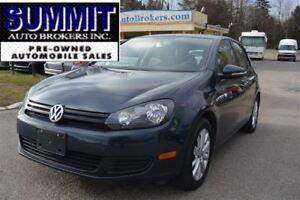 2012 Volkswagen Golf 2.5L Comfortline