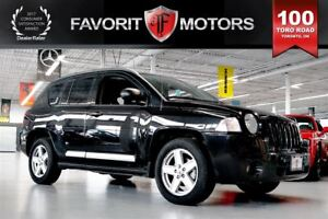 2010 Jeep Compass North AWD | HEATED SEATS | HANDS-FREE CALLING