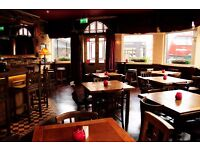 Part time staff required in Tufnell Park