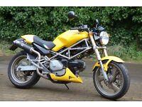 DUCATI MONSTER 600 M600 1994 20,000 MILES