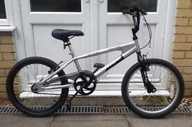 Terrain Anaconda BMX with 20in wheels, serviced by London Bike Hub, PWO