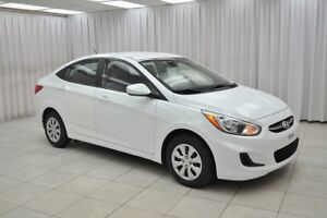 "2016 Hyundai Accent """"ONE OWNER"""" L 6SPD SEDAN w/ USB/AUX PORTS,"