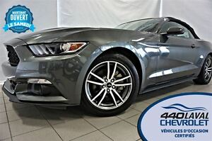 2015 Ford Mustang **PREMIUM**TURBO**310 CH**