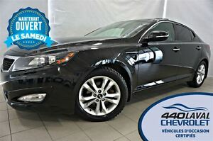 2013 Kia Optima EX+*TOIT PANO*CUIR*BLUETOOTH*