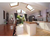 A lovely family house to rent on Faraday Road
