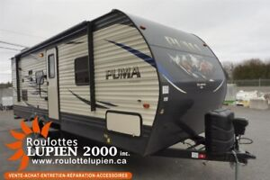2018 Forest River PUMA 24FBS