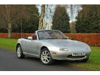 Mazda MX5 Mk1 1.8 Harvard in lovely condition & with extensive service history