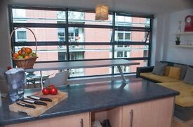 Northern Quarter 2 Bed Apartment (MM2 Building) - Serviced Short Term Let