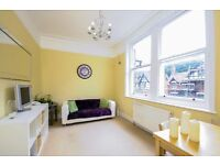 fantastic two double first floor period conversion flat to rent on Crystal Palace Park Road