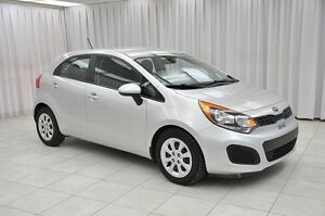 2014 Kia Rio RIO5 LX 5DR HATCH w/ BLUETOOTH,  HEATED SEATS, AUX