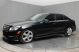 2011 Mercedes-Benz C-Class 4 MATIC MAGS TOIT OUVRANT CUIR