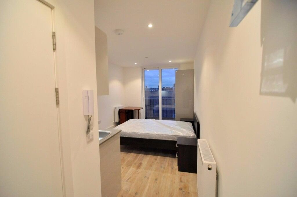 Exceptional Brand New Double Studio with the balcony in Kilburn NW6 Zone 2