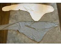 Miracle swaddle blanket