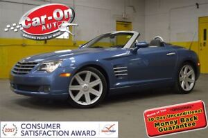 2005 Chrysler Crossfire Limited CONVERTIBLE AUTO LEATHER FULL PO