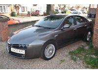 Alfa Romeo 159 2.4jtd 2007 diesel