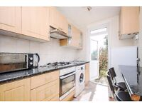 A three bedroom, two reception house available to rent in Kingston. Kingston Road.