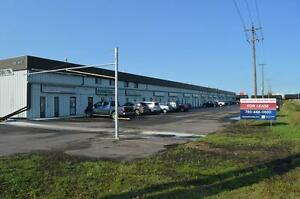Nisku Industrial Bays for Lease
