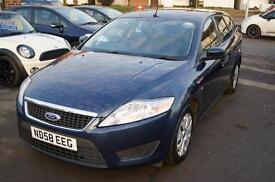 Ford Mondeo Edge Tdci (blue) 2008