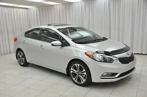 2016 Kia Forte SX GDi SEDAN w/ HTD/VENTILATED LEATHER, BLUETOOTH