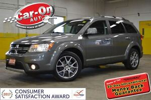 2012 Dodge Journey R/T AWD LEATHER SUNROOF