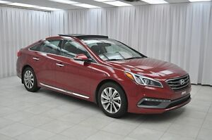 2015 Hyundai Sonata SPORT ECO SEDAN w/ BLUETOOTH, HTD SEATS & ST