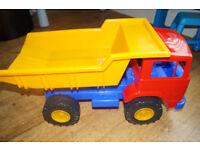 New Large Plastic Dumper Truck