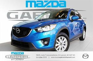 2014 Mazda CX-5 GS AWD + SUNROOF REAR CAMERA + BLUETOOTH + HEATE