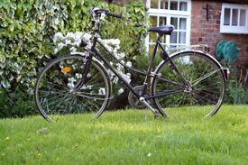 KTM Lucky city bike bicycle retro vintage