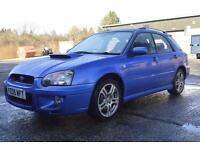 Subaru Impreza wrx wagon (PPP)