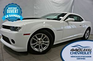 2014 Chevrolet Camaro AUTO*BLUETOOTH*AIR*MAGS 18 PO*