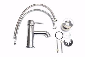 BRAND NEW BOXED - Basin Sink Mixer Single Lever Tap