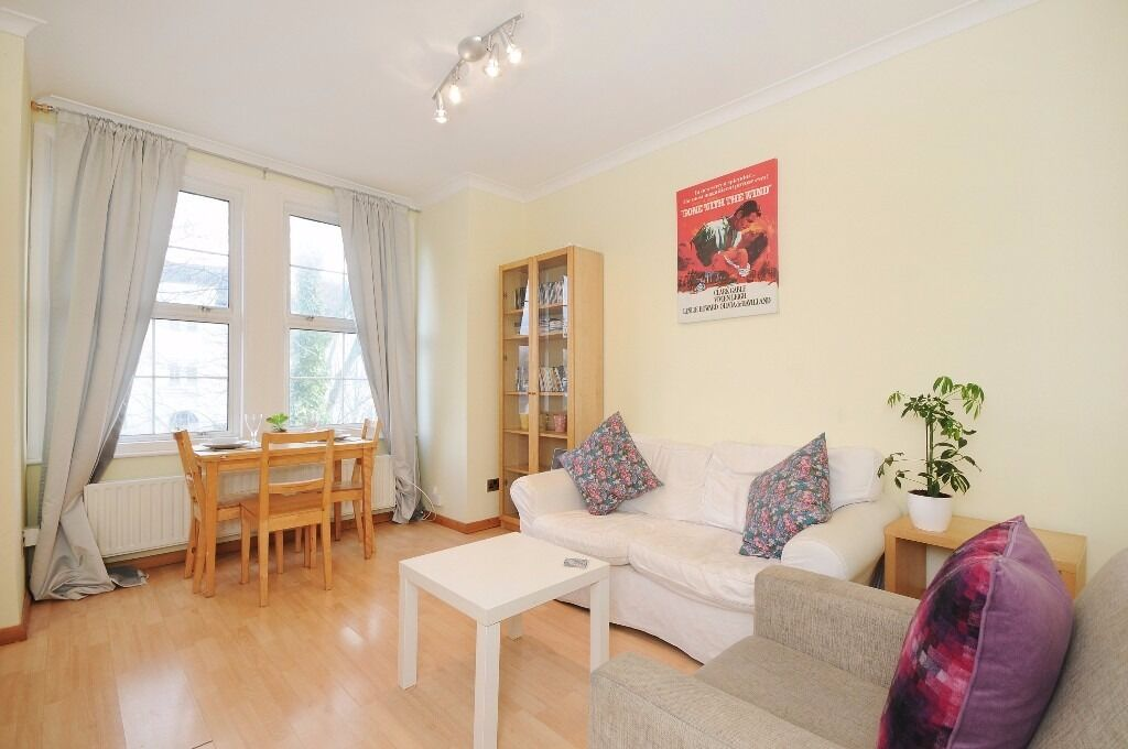 Charming One Bedroom Flat to rent in Acton West London Available October 2016 Furnished