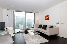 LUXURY 1 BED - 37TH FLOOR - Pan Peninsula E14 - SOUTH QUAY CANARY WHARF DOCKLANDS ISLE OF DOGS CITY