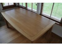 John Lewis Oak Dining Table