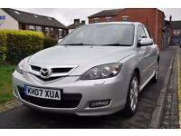MAZDA 3 2.0 SPORT 5DR PETROL ( NO ADVISORY ON MOT)