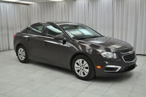 2015 Chevrolet Cruze LT TURBO SEDAN w/ BLUETOOTH, CHEVY MYLINK®,