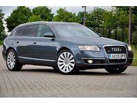 2005 Audi A6 Avant 3.0 TDI SE Quattro 5dr+ESTATE+DIESEL+FULL SERVICE HISTORY+NEW PADS+LONG MOT