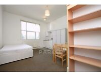 SMART SIMPLE STUDIO APMT- WATER, GAS, HEATING BILLS INC- IDEAL FOR SINGLE/COUPLE- VERY SPACIOUS