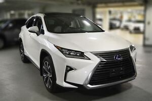 2016 Lexus RX 450H EXECUTIVE PLUS PKG, NAVIGATION, PANO ROOF, DV