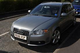 Audi A4 Avant 3.0ltr Diesel S Line Quattro