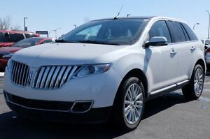 2013 Lincoln MKX LIMITED AWD MAGS 20'' TOIT CUIR NAVI