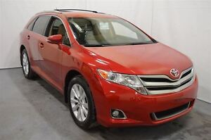 2013 Toyota Venza 4WD 2.7L Gr.Electrique+Air+Bluetooth+Mags