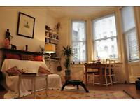 BRIGHTon furnished romantic flat at 5min walk from see, shops, health and centre