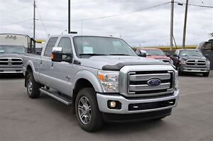 2015 Ford F-350 Platinum   Powerstroke   Call Today
