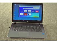 """HP Pavillion 17"""" Laptop"""