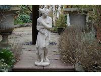A super garden statue