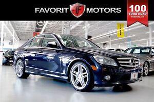 2009 Mercedes-Benz C-Class C350 4MATIC | LTHR | MOONROOF | P/HEA