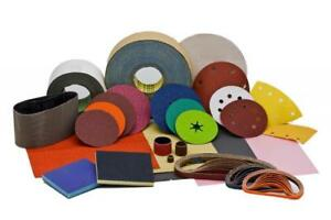 Sanding Discs, Grinding Discs/Wheels, Cutting Discs/Wheels, Zip Discs, Fiber Fibre Discs, Flap Discs, Paper & Cloth Belt