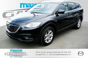 2015 Mazda CX-9 GS AWD CUIR  7 PASSENGERS, MOONROOF, BACK UP CAM