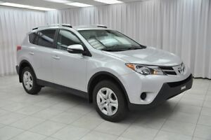 2015 Toyota RAV4 LE FWD SUV w/BLUETOOTH, HEATED SEATS, USB/AUX P